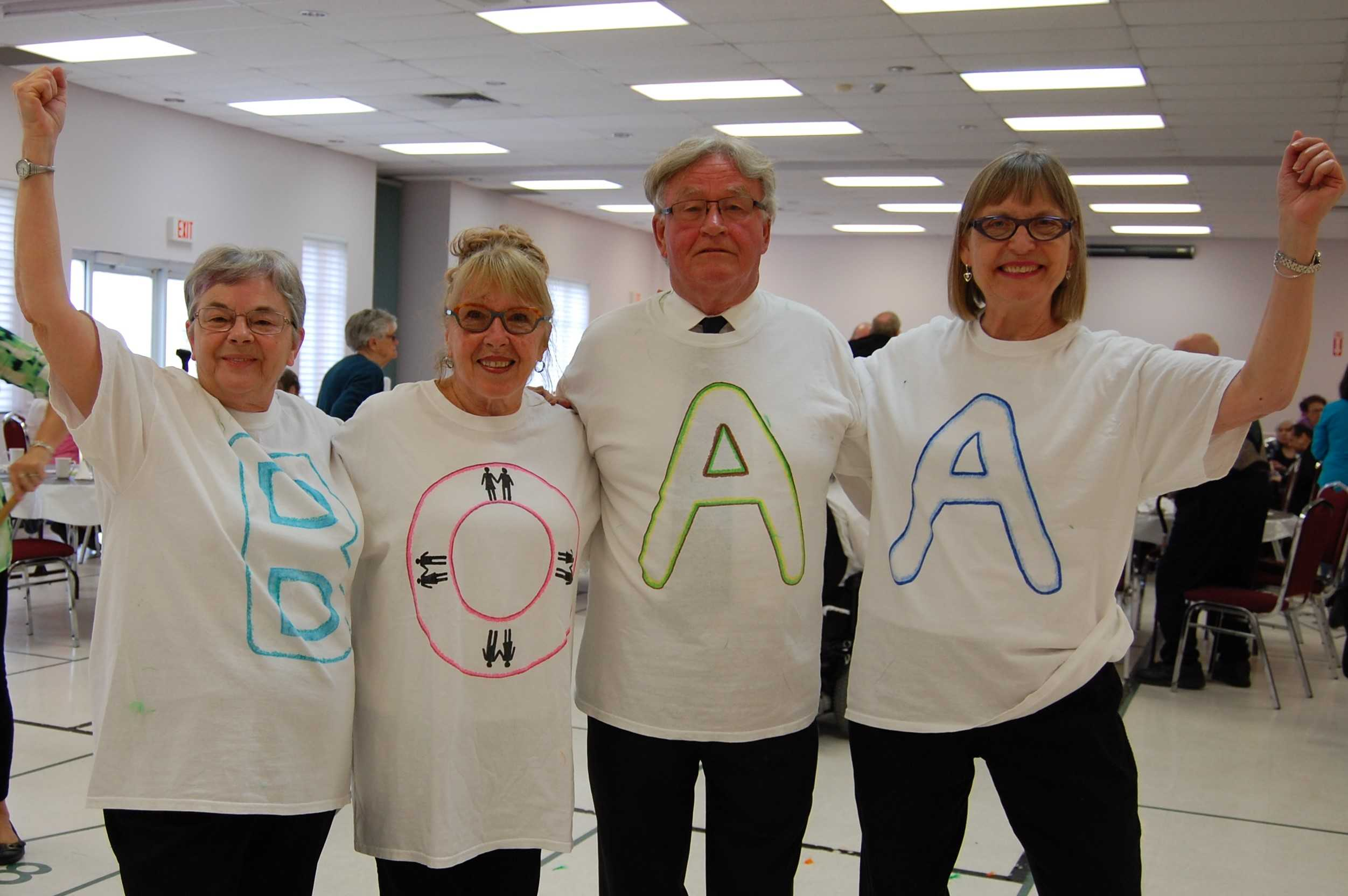 Clarington older adults association