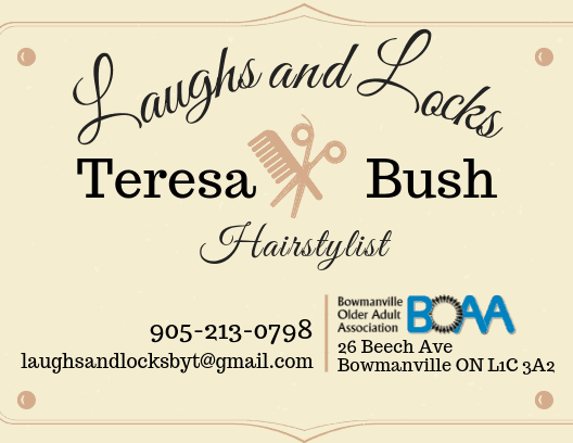 BOAA Boutique Welcomes NEW Stylist – Laughs & Locks by Teresa!