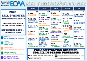 Read more about the article BOAA's NEW 2020 Fall & Winter Programming – WEEK 3!