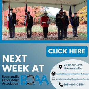 BOAA's NEW 2020 Fall & Winter Programming – WEEK 9!