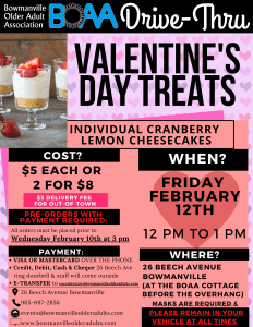 Read more about the article NEW BOAA'S DRIVE-THRU Valentine's Treats – Friday February 12th!💝