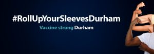 INFORMATION: COVID-19 Vaccine Booking for Adults 80 Years & Older #RollUpYourSleevesDurham