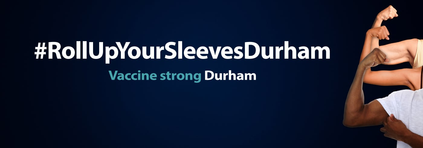 You are currently viewing INFORMATION: COVID-19 Vaccine Booking for Adults 80 Years & Older #RollUpYourSleevesDurham