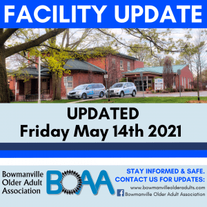 Read more about the article ⚪🔴BOAA FACILITY UPDATE🔴⚪ May 2021