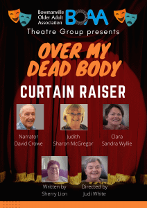 """Read more about the article BOAA Opening Night """"Over My Dead Body"""""""